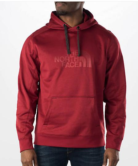 Men's The North Face Ampere Pullover Hoodie @ FinishLine.com