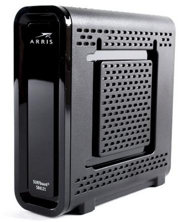 $29.99 Arris SURFboard SB6121 DOCSIS 3.0 Cable Modem (Certified Refurbished)