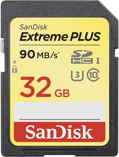 Save $110 at Most Sandisk extreme memory cards