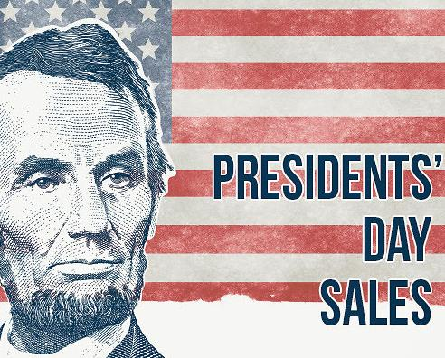 20% Off President's Day Savings
