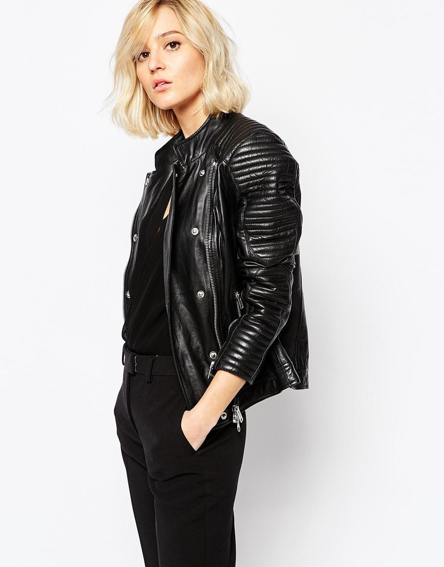 20% Off Full-price Leather Jackets @ ASOS