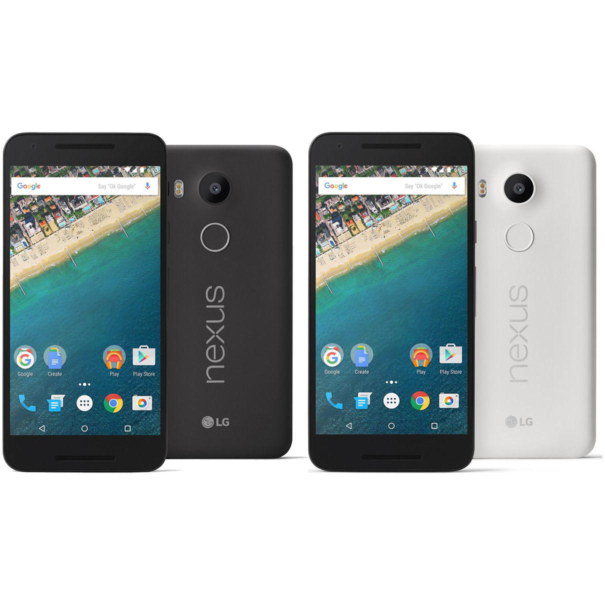 As low as $279.99 LG Nexus 5X H790 Unlocked Smartphone