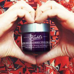 Free Ground shipping + 2 Deluxe Samples with any $50 order @ Kiehl's