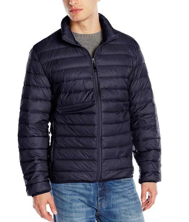 32Degrees Weatherproof Men's Packable Down Puffer Jacket @ Amazon