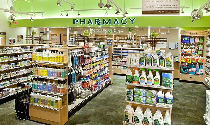 Health and Beauty Products at Pharmaca Integrative Pharmacy