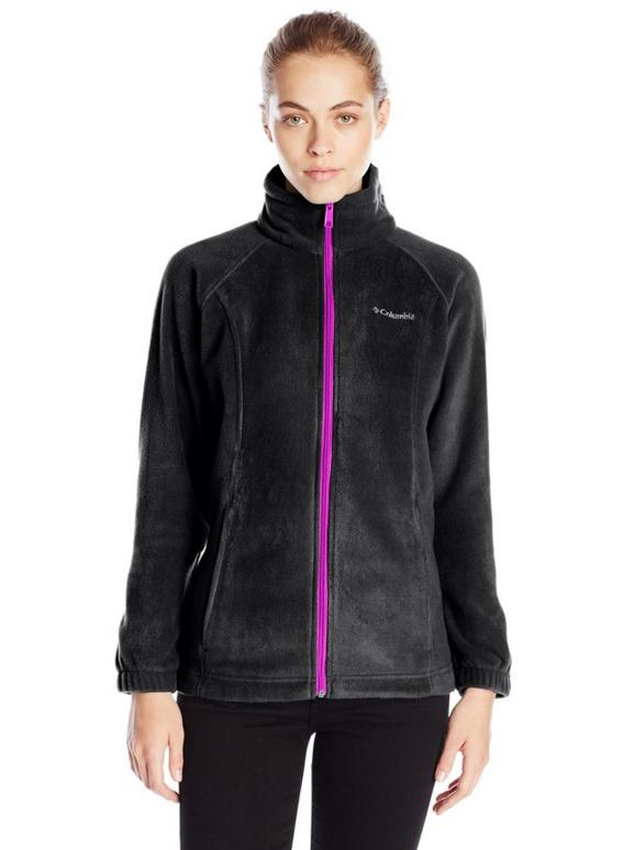 $14.39 Columbia Women's Benton Springs Full-Zip Fleece Jacket