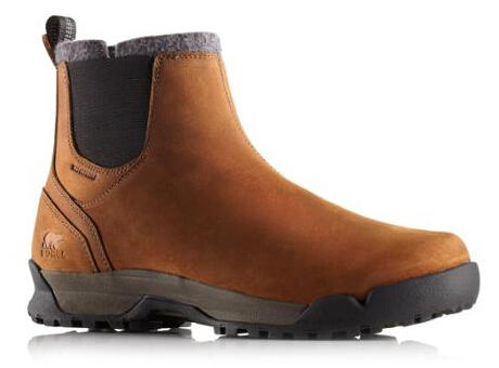 Sorel Paxson Chukka Waterproof Winter Boots - Men's