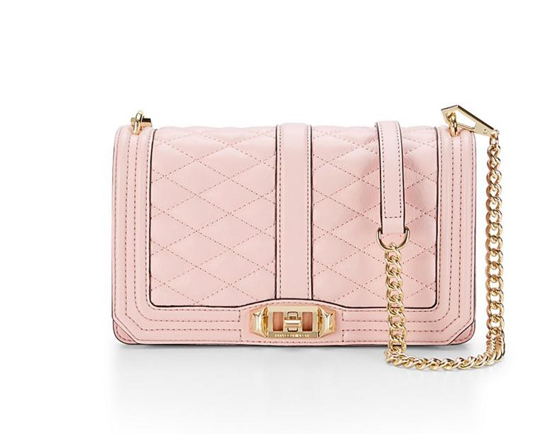 $165.28 Rebecca Minkoff Love Cross Body Bag