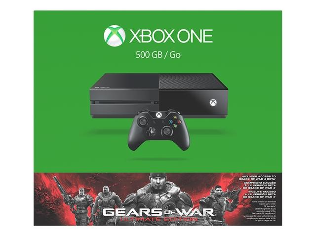 As low as $314.99 Xbox One Bundle + $50 Newegg Gift Card