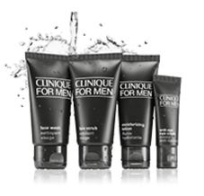 Free Clinique For Men Travel Duo with Any Purchase @ Clinique