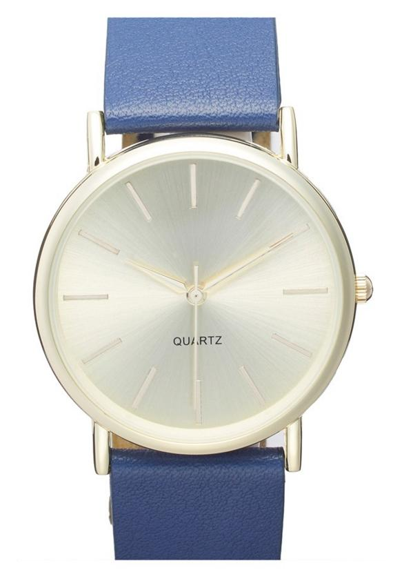 BP. Round Face Watch On Sale @ Nordstrom
