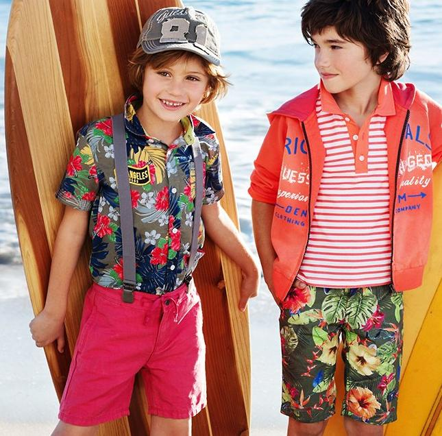 Up to 40% Off Sitewide @ GUESS kids