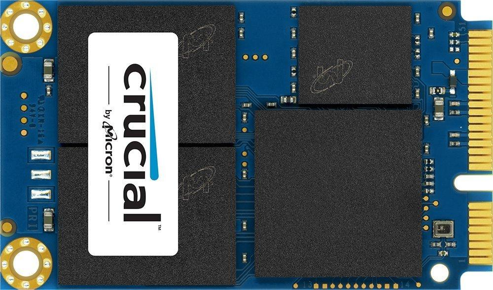 Crucial MX200 500GB mSATA Internal Solid State Drive