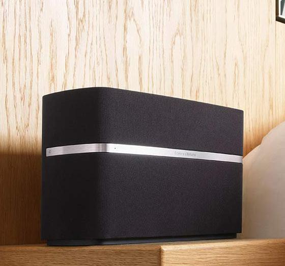 Bowers & Wilkins A5 RC Hi-Fi Wireless Music System with AirPlay, Recertified