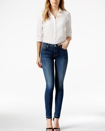 Extra 20% Off 7 For All Mankind Jeans Sale @ macys.com