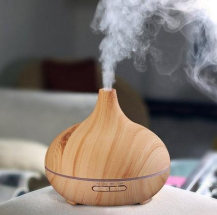 $36.79 VicTsing 300ml Cool Mist Ultrasonic Oil Diffuser