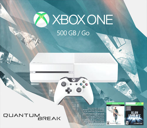 $349 Xbox One Special Edition Quantum Break Bundle