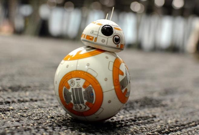 Star Wars BB-8 Figure - 9 1/2'' - Star Wars: The Force Awakens