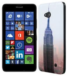 AT&T - Microsoft Lumia 640 (Black) - No Contract + Free Case