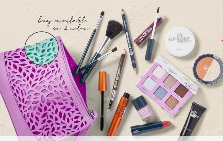Free 14 Pc Gift with Any $19.5 Ulta Brand Purchase @ Ulta Beauty
