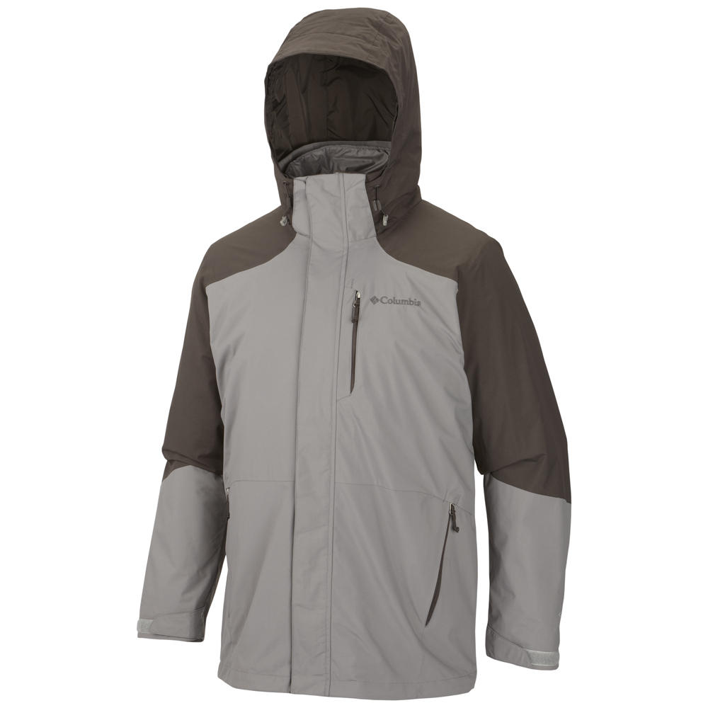 Columbia Men's Element Blocker Interchange 3-in-1 Jacket