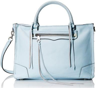 Rebecca Minkoff Regan Satchel Bag @ Amazon