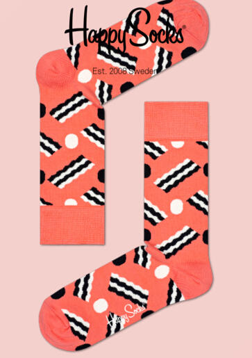 15% Off Your Purchase @Happy Socks