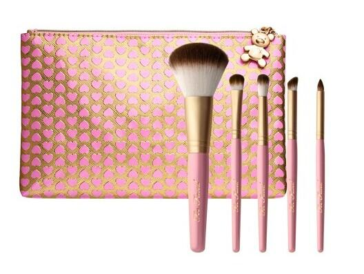 PRO-ESSENTIAL TEDDY BEAR HAIR BRUSH SET @ Too Faced