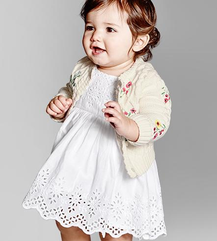 40% Off Kids + Baby Clothing Sale  @ Gap
