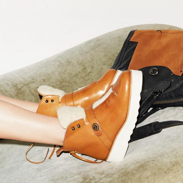Up to 75% Off COACH Women's Boots @ 6PM.com