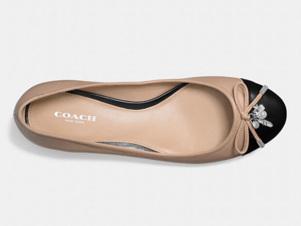 Up to 69% Off COACH Women's Flat @ 6PM.com