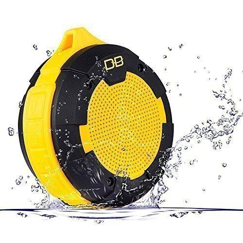 DBPOWER BX-600 IPX5 Waterproof Bluetooth Speaker V4.0