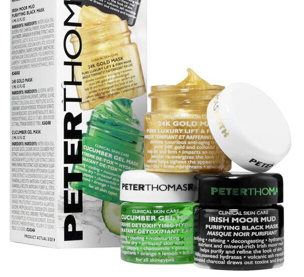 Dealmoon Exclusive! Free Un-Wrinkle Eye-Travel Size ($75 Value)with Your Purchase Over $50 @ Peter Thomas Roth