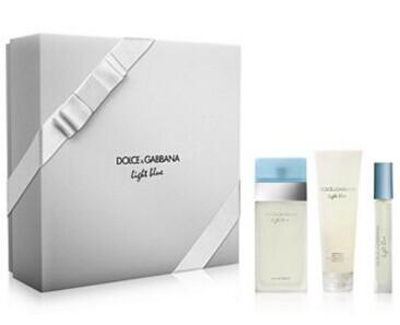 $79 (was $113) + Free 'fragrance newness' sampler bag DOLCE&GABBANA Light Blue Gift Set @ macys.com