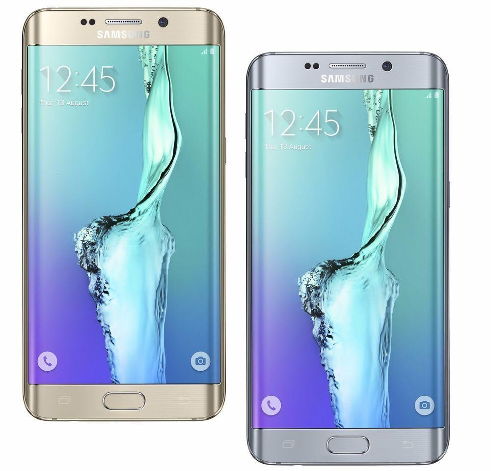 Samsung Galaxy S6 Edge+ (Factory Unlocked) New GSM 32GB G9287