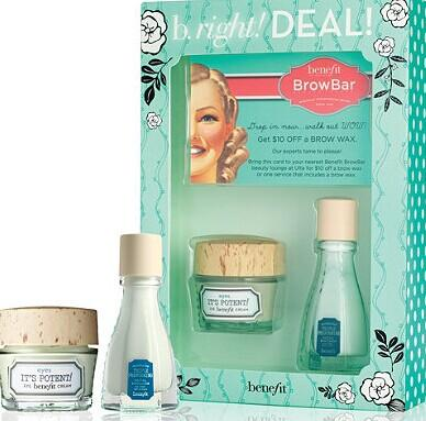 $36 ($49 Value) Benefit Cosmetics b.right deal! set @ macys.com