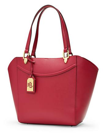 Ralph Lauren Lexington Shopper