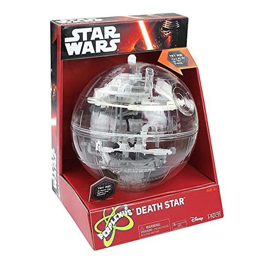 $26.40 Lightning deal! Perplexus Star Wars PAT740 Death Star Maze and Puzzle Game