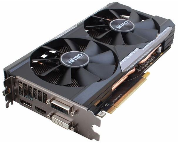 SAPPHIRE NITRO Radeon R9 380 4GB Video Card