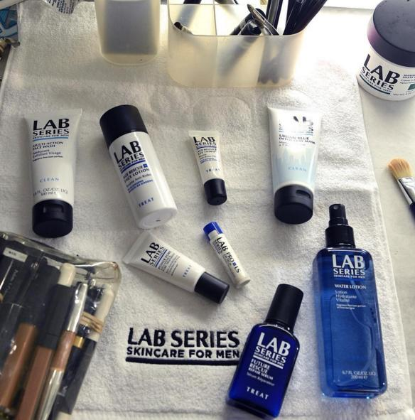 A Deluxe Sample of Power V Lifting Cream with $50+ Purchase @ Lab Series For Men