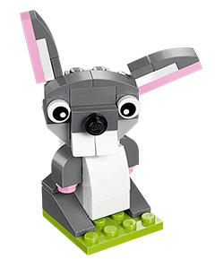 Free March Monthly LEGO Mini Model Build @ LEGO, In Stores Only!
