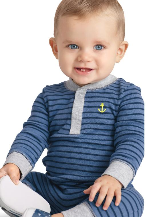 50% Off + Up to Extra 25% Off Baby Essentials @ Carter's