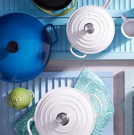 Up to 45% Off Le Creuset Kitchen Items On Sale @ Rue La La