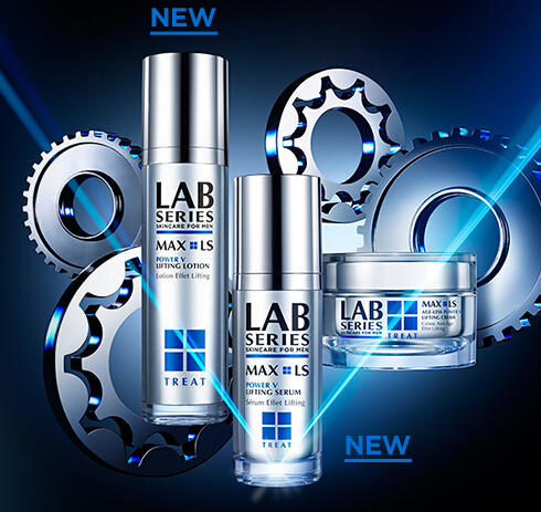 20% Off All Purchases @ Lab Series For Men