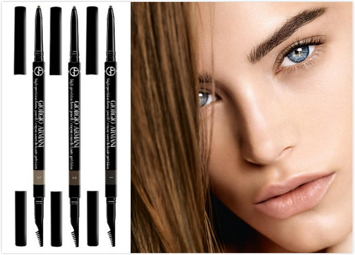 $30 Giorgio Armani 'High-Precision' Brow Pencil @ Nordstrom
