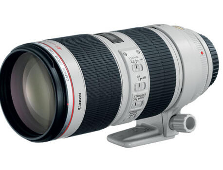 $1679.20 Canon EF 70-200mm f/2.8L IS II USM Refurbished Lens