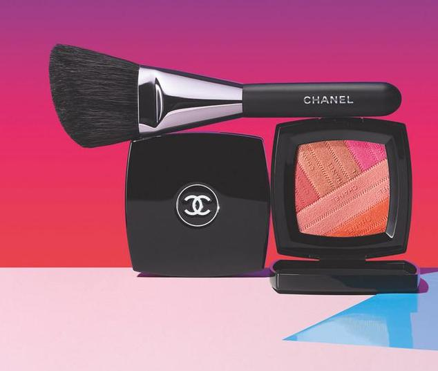 $70 CHANEL SUNKISS RIBBON BLUSH (LIMITED EDITION)