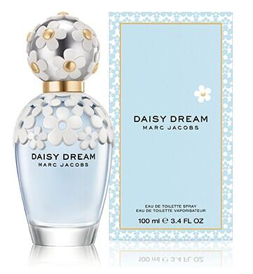 DAISY DREAM FOR WOMEN BY MARC JACOBS EAU DE TOILETTE SPRAY @ Perfumania