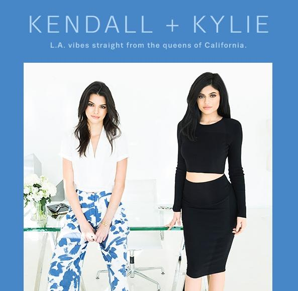From $88 KENDALL + KYLIE New Arrivals @ Lord & Taylor