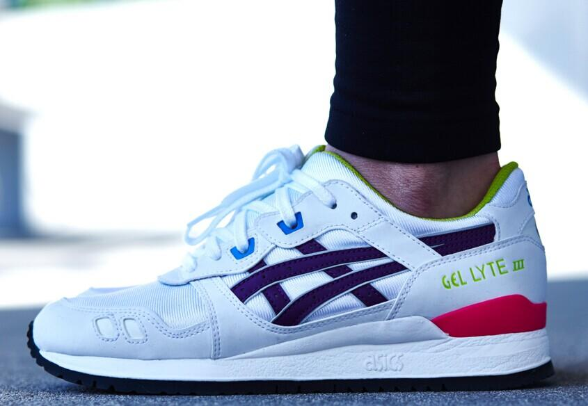Women's Asics GEL-Lyte III Casual Shoes @ FinishLine.com